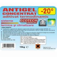 Antigel ECOTECH centrale termice -20C - 10 kg