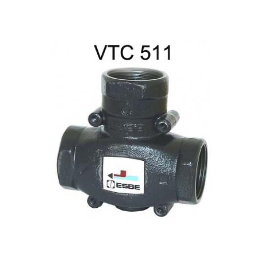 Ventil termic de amestec ESBE VTC511 - 1  (60 grade)