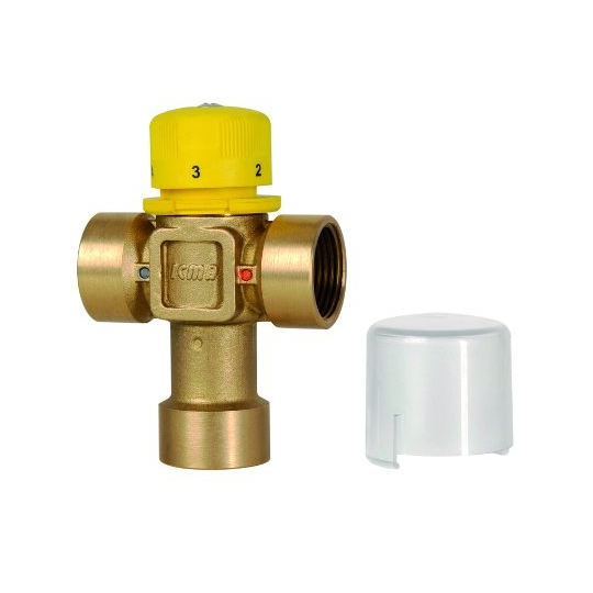 Ventil termostatic amestec anti-oparire 1 ICMA