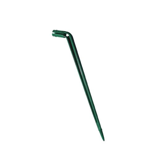 Spike picuratori 5 mm, lungime 15.5 cm, cu suport