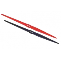 Spike suport 8 mm , 40 cm Rosu