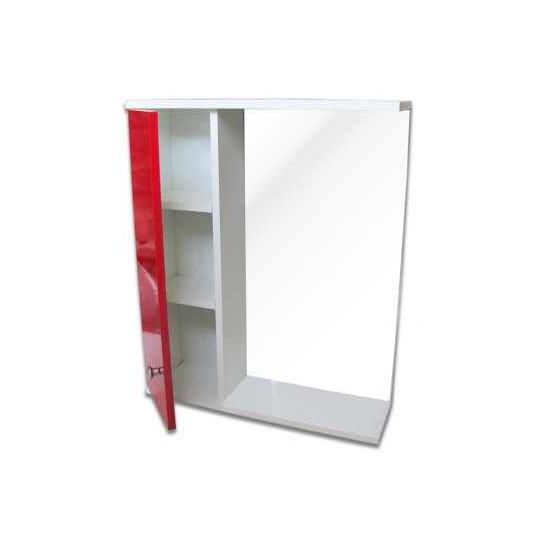 Oglinda cu iluminare ECO Color 70, dulapior Stanga