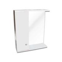 Oglinda cu iluminare ECO Color 55, dulapior Stanga