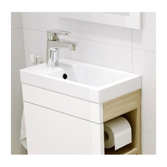 Lavoar mobilier Como 40 Cersanit, gaura centru