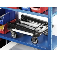 Carucior aluminiu Rollwagen 150 kg Meister