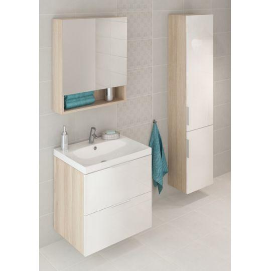 Lavoar mobilier compozit Cersanit Amao 80