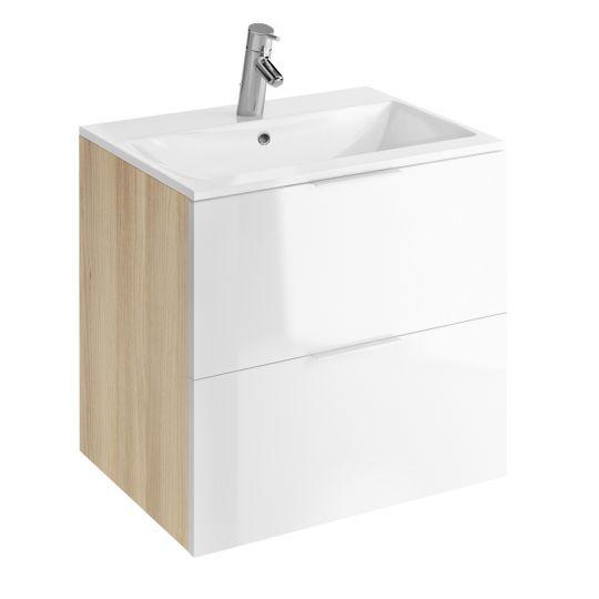 Lavoar mobilier compozit Cersanit Zuro 60