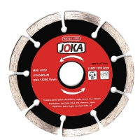Disc diamantat Dry 115x22.2 mm Joka