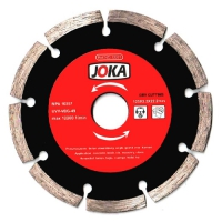 Disc diamantat Dry 125x22.2 mm Joka
