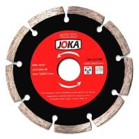 Disc diamantat Dry 125x22.2 mm Joka