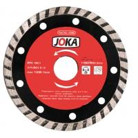 Disc diamantat Turbo 230x22.2 mm continuu Joka