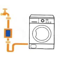 Filtru magnetic anticalcar masina spalat Everpro 3/4