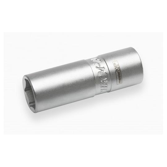 Capat cheie tubulara pentru bujie CV 1/2 21 mm Meister