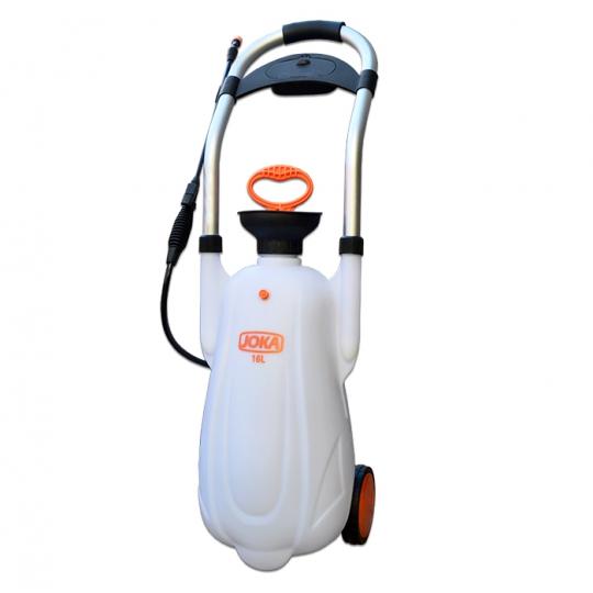 Vermorel pe roti 16 litri Joka Pro cu furtun lung