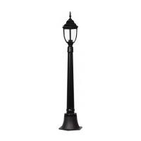Lampa de gradina Corint Negru 1xE27, 60W, 120 cm