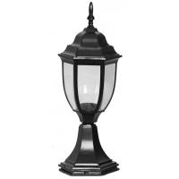 Lampa de gradina Elegance Round Negru 1xE27, 60W, 43 cm
