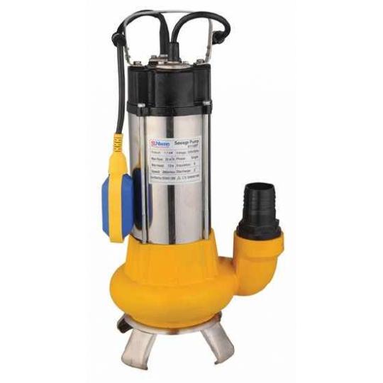Pompa submersibila cu tocator Everpro QDX150, 1100W, inaltime 9 m, 0.9 bar