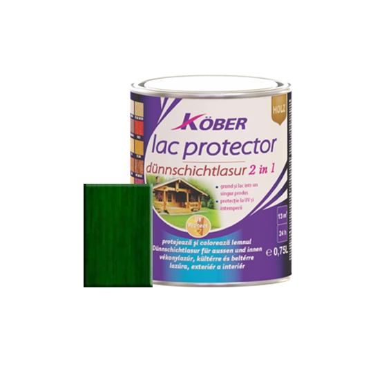 Lac protector 2 in 1 verde 10 l Kober