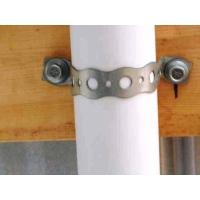 Banda perforata instalatii otel 16x0.9 mm, lungime 3 ml