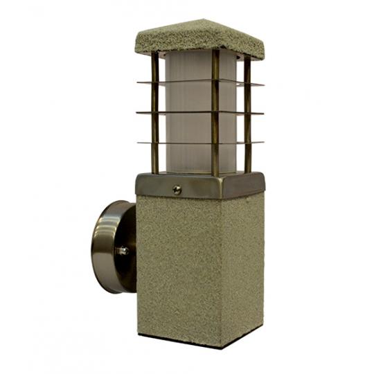 Lampa de gradina T&G OLIMP A  1xE27, 11W, 30 cm