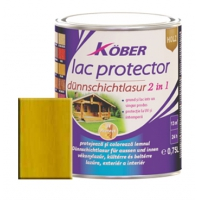 Lac protector 2 in 1 pin 0,75 l Kober