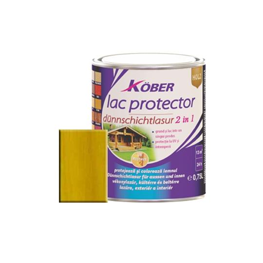 Lac protector 2 in 1 pin 0,75 l Kober