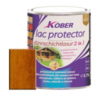 Lac protector 2 in 1 stejar 0,75 l Kober