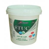 Chit pentru reparatii zidarie STUC 1.5 kg Kober