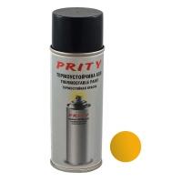 Vopsea termorezistenta 600 C Prity 430 ml Auriu mat