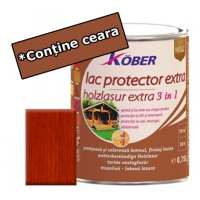 Lac protector Extra 3 in 1 cognac 0,75 l Kober