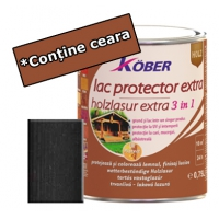 Lac protector Extra 3 in 1 wenge 4 L Kober