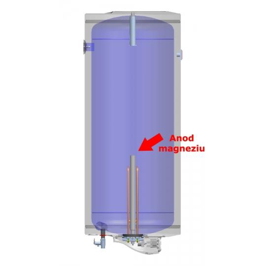 Anod magneziu 32 cm, boilere Eldom 50-80 litri