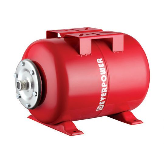 Vas expansiune pentru hidrofor 50 L- orizontal Everpro