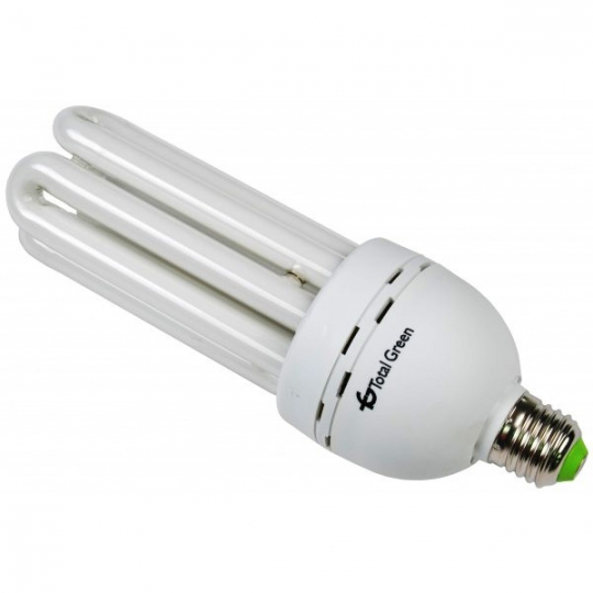 Bec economic 4U 45W , E27, lumina rece Total Green