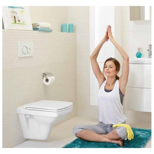 Vas WC suspendat Easy Cersanit (capac separat)