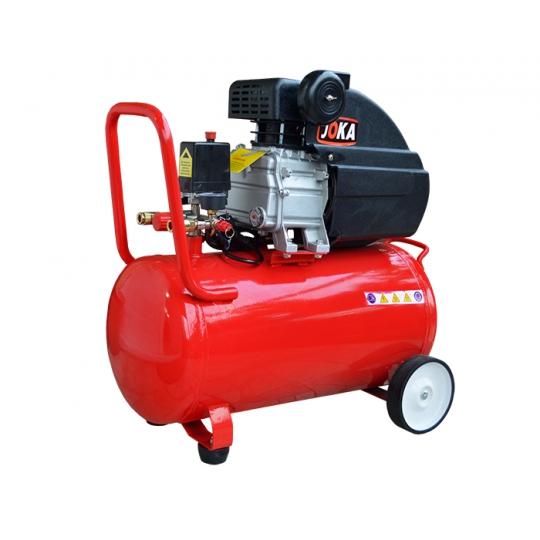 Compresor ulei JOKA JLK43L, vas 43 l, 1500W, 8 Bar, 2 racorduri