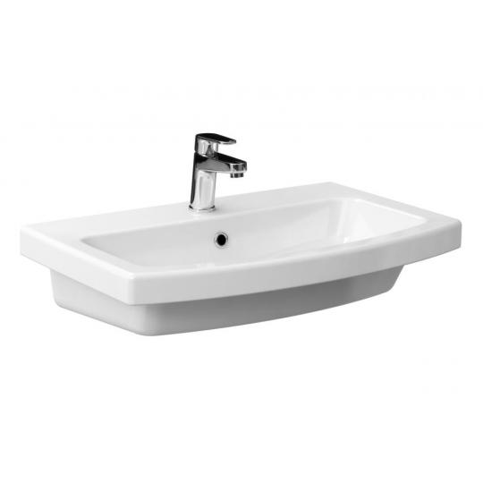 Lavoar Easy 70 cm, strat Clean Pro Cersanit