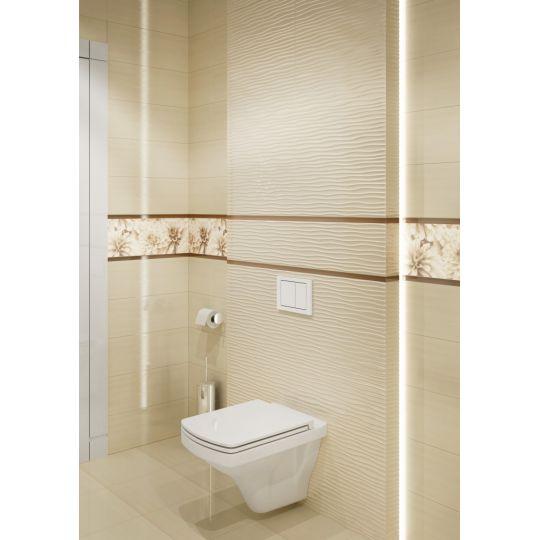 Capac WC Easy, antibacterian, Duroplast Cersanit (universal)