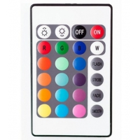 Proiector LED 20W RGB Multicolor + telecomanda