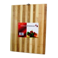 Tocator lemn dreptunghiular, 40x30 cm ERTONE