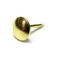 Cuie tapiterie decorative Simple Gold D8x12-100 buc