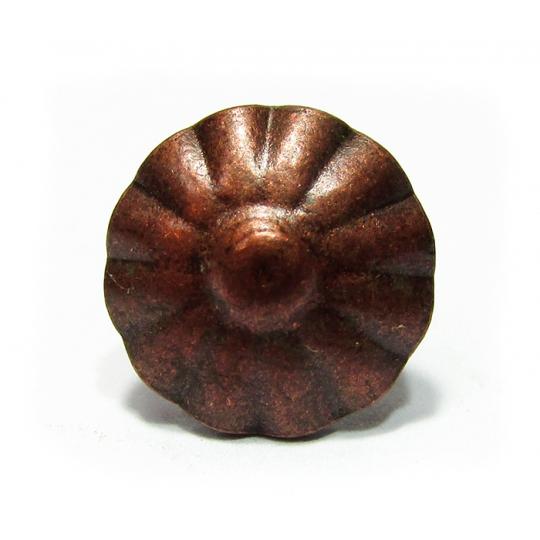Cuie tapiterie decorative Margareta Cupru D12x13-100 buc