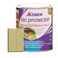 Lac protector 2 in 1 incolor 2.5 l Kober
