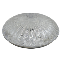 Plafoniera tub neon circular 32W, T9 Glop 2 Novelite