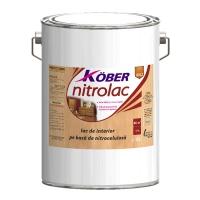 Lac lucios pentru mobila Nitro 18 kg Kober