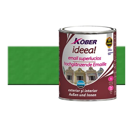 Vopsea Ideea Verde Deschis 10 l Kober