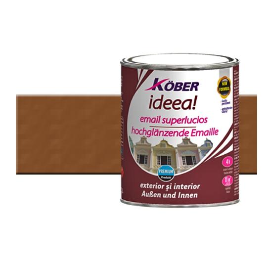Vopsea Ideea Cafeniu 0.75 l Kober