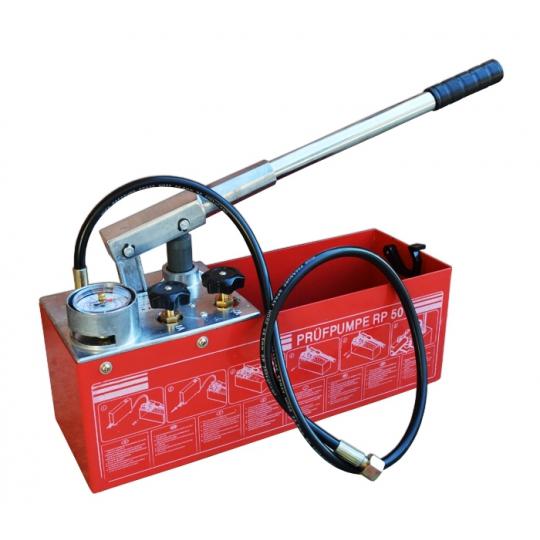 Pompa testat instalatii PRUFPUMPER RP50 Everpro
