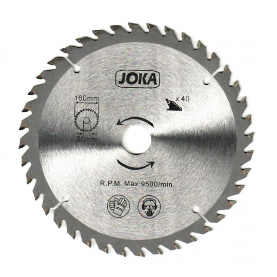 Disc vidia circular 450x32/30/20/16, Z80 Joka
