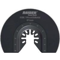 Disc unealta multifunctionala pentru lemn si metal ø87mm BIM Raider